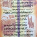 Declaration of Arbroath displaying William Wallace, Robert the Bruce and Stirling Castle